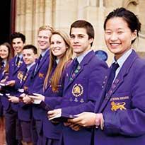 หลักสูตรมัธยมในออสเตรเลีย